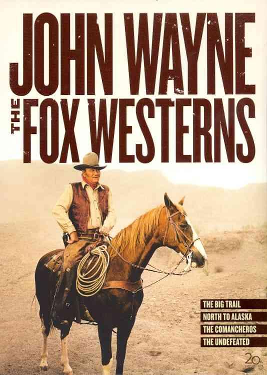 JOHN WAYNE:FOX WESTERNS COLLECTION BY WAYNE,JOHN (DVD)