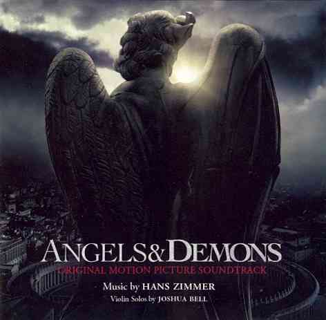 ANGELS & DEMONS (OST) BY ZIMMER,HANS (CD)